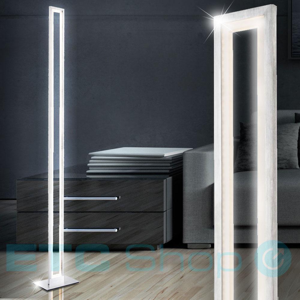 33 watt led steh leuchte schlafzimmer lese lampe decken fluter schalter eek a ebay. Black Bedroom Furniture Sets. Home Design Ideas