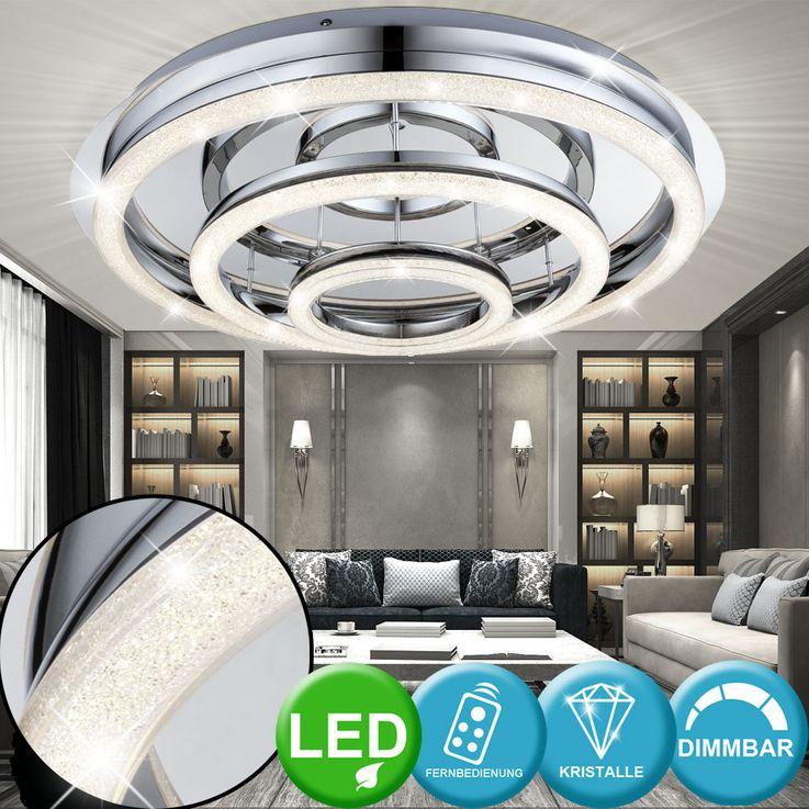 Plafonnier LED, dimmable, diamètre 70 cm SPIKUR – Bild 2