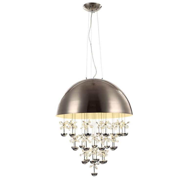 Moderne LED Hängeleuchte 84,00W Globo 15999 – Bild 1