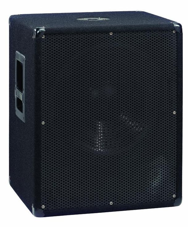 PA Erweiterungs Set 2x 1200W Omnitronic Subwoofer 3000W Bluetooth USB Verstärker DJ-Add-On 10 – Bild 3