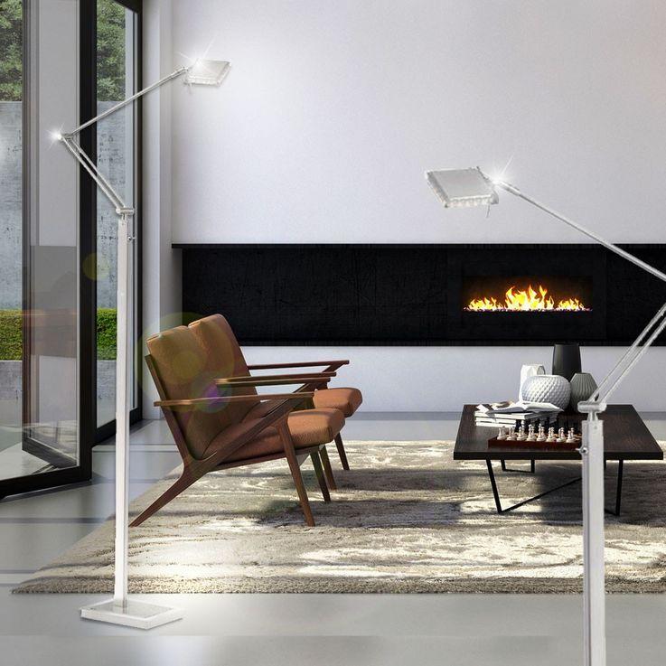 LED lamp get lamp bedroom glass lamp clear spot portable EEK A + Paul Neuhaus 313-55 – Bild 2