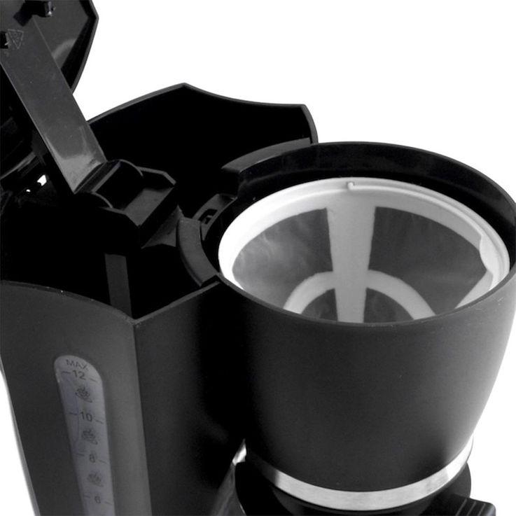 Hochwertiges Frühstücks Set 8-10 Tassen Glaskrug Kaffeemaschine 2 Scheiben Toaster – Bild 7