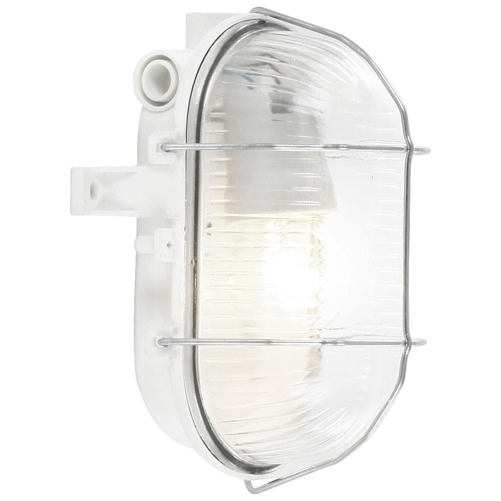 wandleuchte in wei l nge 11 cm philipp lampen m bel au enleuchten wandbeleuchtung wandleuchten. Black Bedroom Furniture Sets. Home Design Ideas