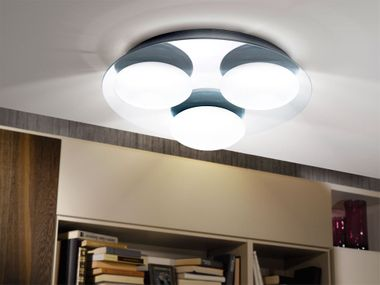 Elegant LED ceiling lamp for your living room – Bild 3