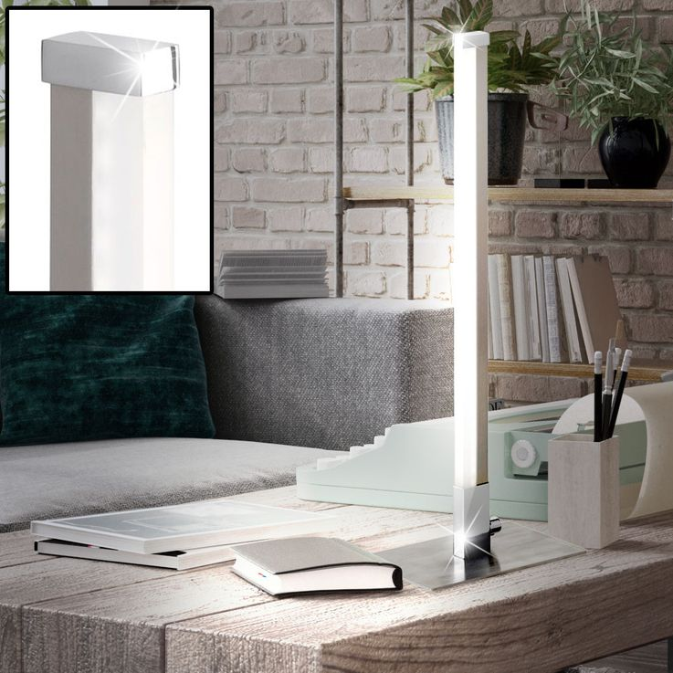 chambres lumineuses luxe plafond LED 24W radiateur chrome Planches DIMMER  Wofi 9216.04.01.0000 – Bild 2