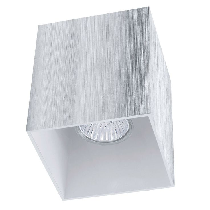 High-quality construction Spotlight ceiling light Wall lamp rectangular light Eglo 91195 – Bild 1