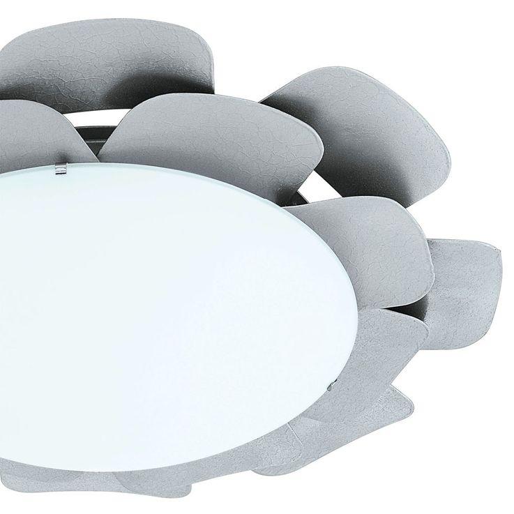 Plafonnier applique design floral éclairage luminaire plafond mural éclairage – Bild 9