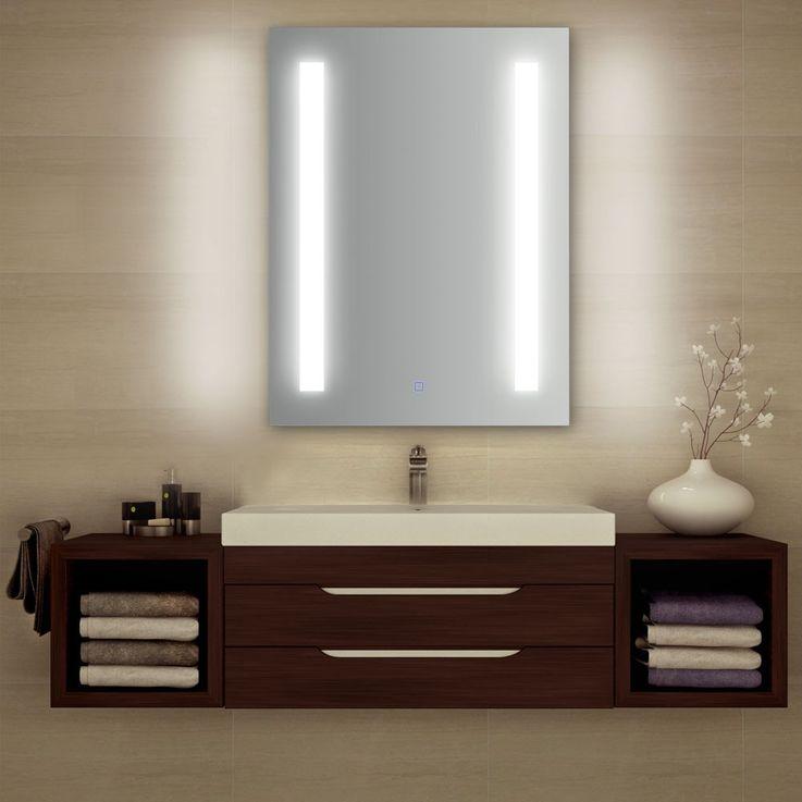 Spiegel mit Beleuchtung und wechselbaren LED Stripes – Bild 5
