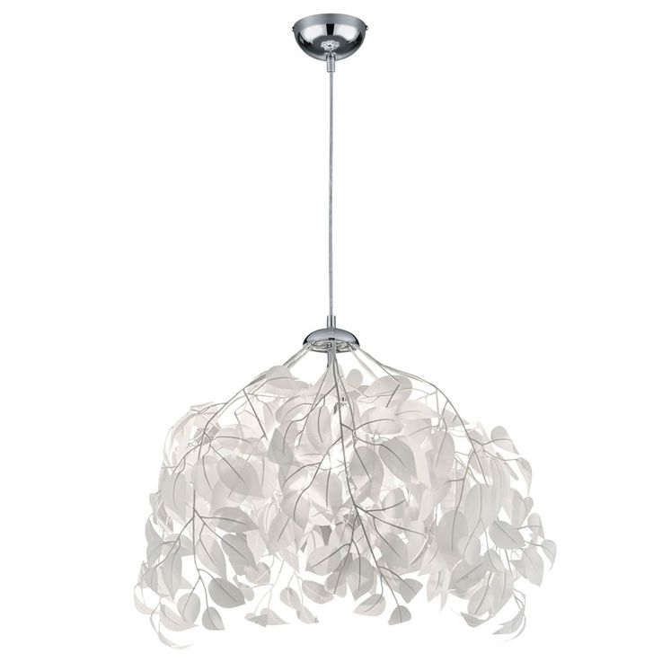 Pendant lamp in the floral design – Bild 1