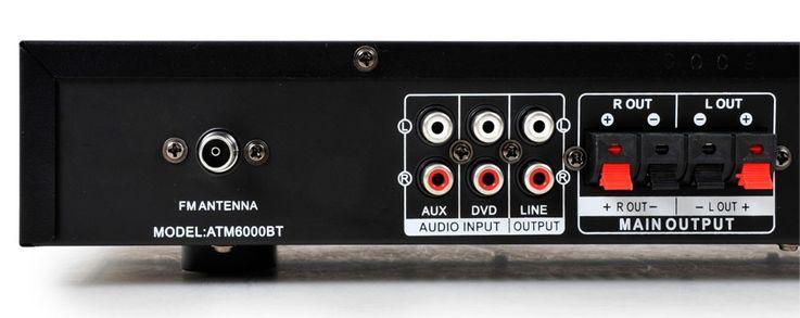 HiFi home theater stereo Bluetooth USB MP3 amplifier white stand boxes HIFI premium 10 – Bild 7