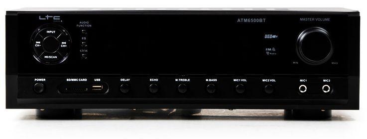 Hifi Heimkino Musikanlage Bluetooth USB MP3 Verstärker weiße Standboxen HIFI-Premium 12 – Bild 5