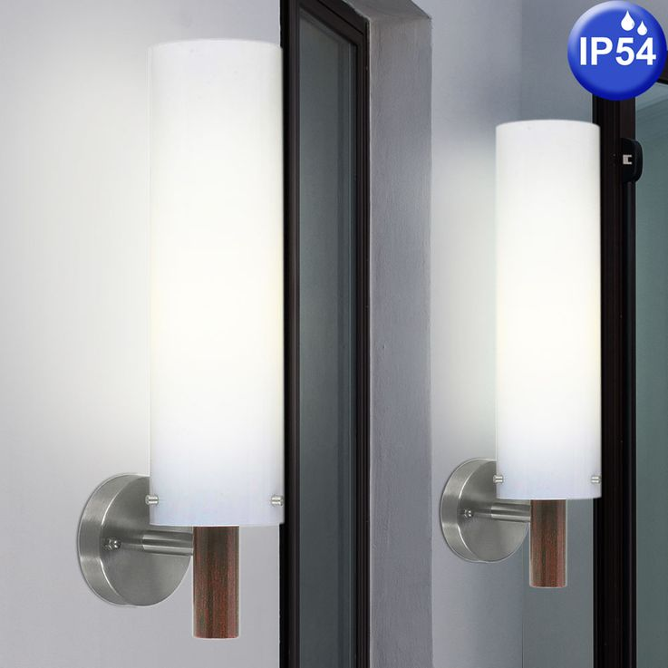 RGB LED Wall lamp for outdoor use – Bild 3