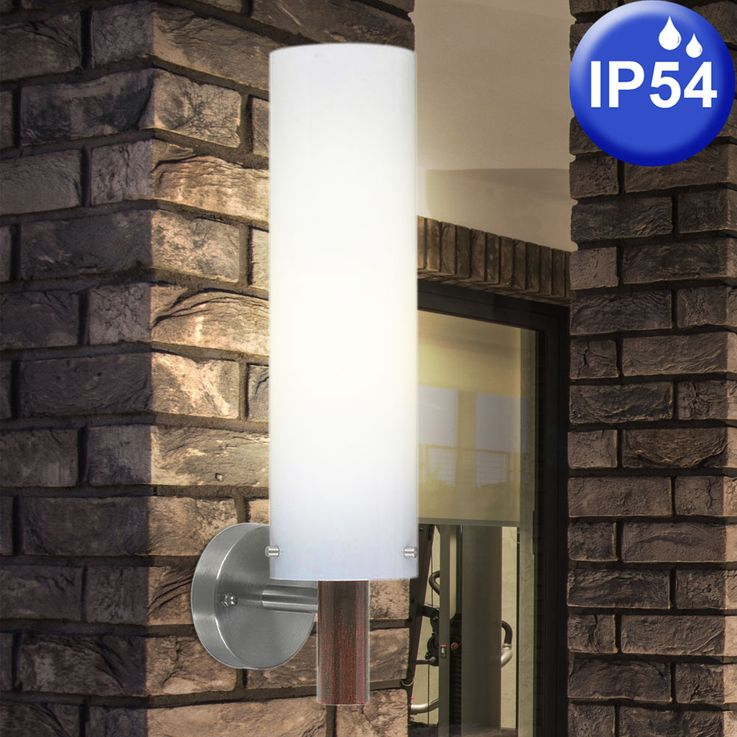 RGB LED Wall lamp for outdoor use – Bild 4