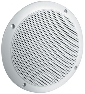 Set of 2 outer wall broadband loudspeaker humid room boxes white Terrace balcony – Bild 4