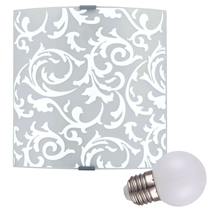 LED Wand and ceiling lamp for the living room – Bild 1