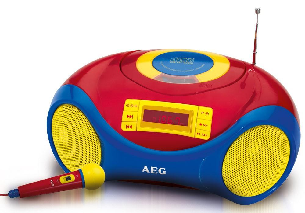 karok cha ne hi fi enfants portable cd mp3 radio usb. Black Bedroom Furniture Sets. Home Design Ideas
