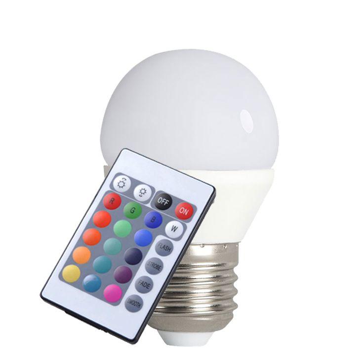 Luxus Tischleuchte mit RGB LED Leuchtmittel – Bild 9