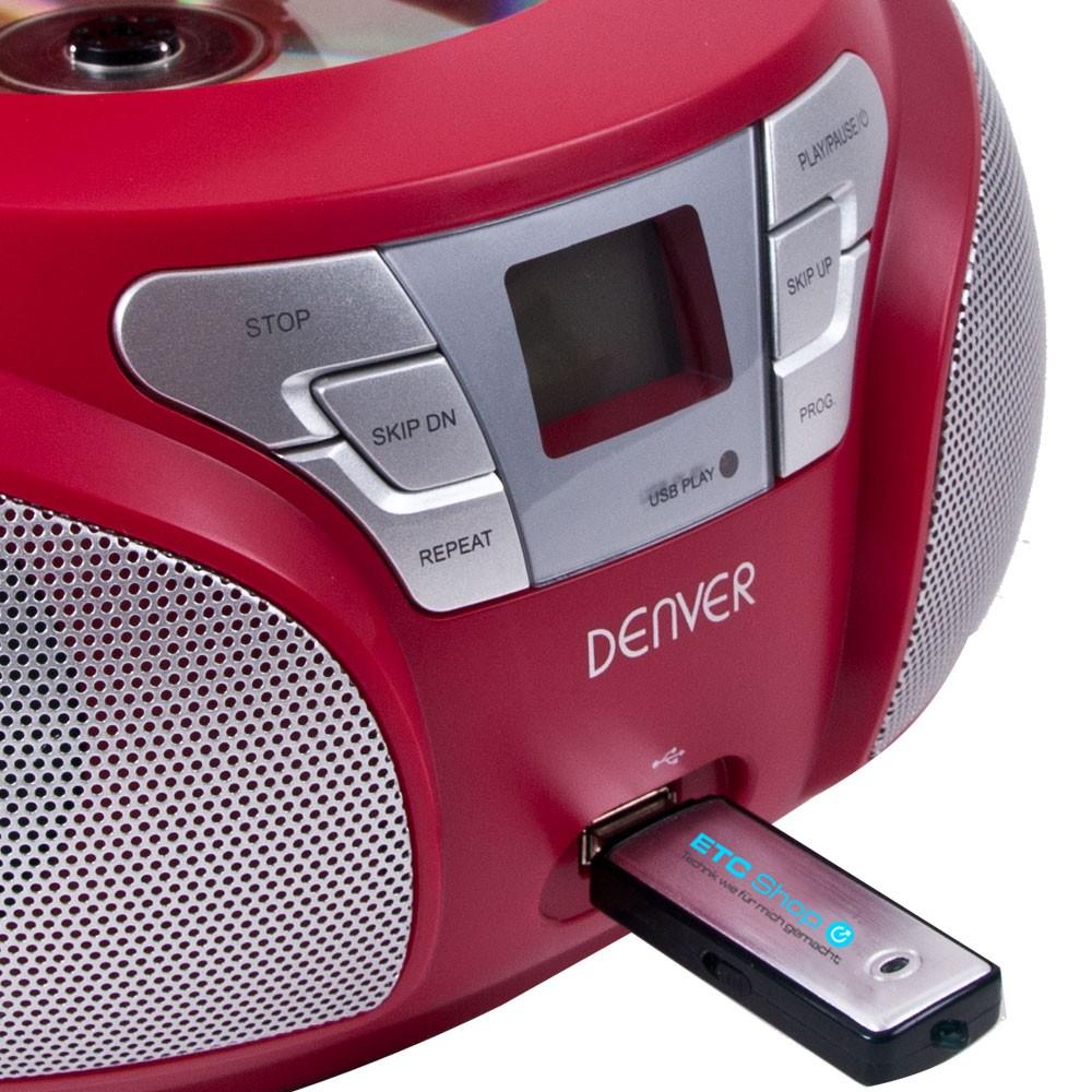 stereo cd radio mit usb anschluss audio technik audio. Black Bedroom Furniture Sets. Home Design Ideas