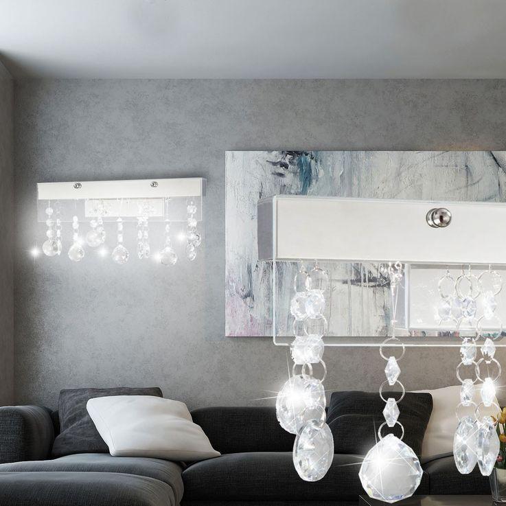 2 appliques LED set pour le salon – Bild 4