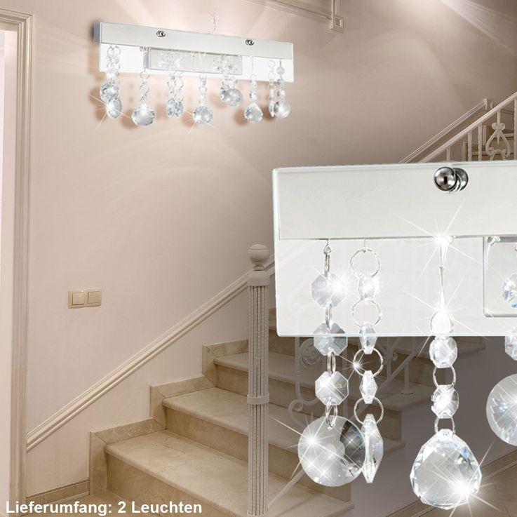 2 appliques LED set pour le salon – Bild 2