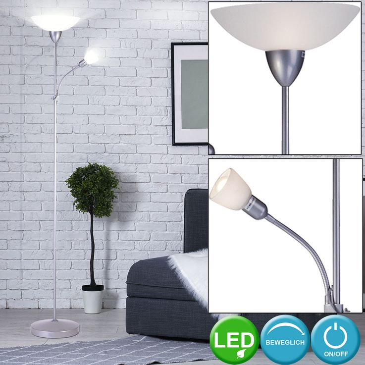 Design LED floor lamp for interiors – Bild 2