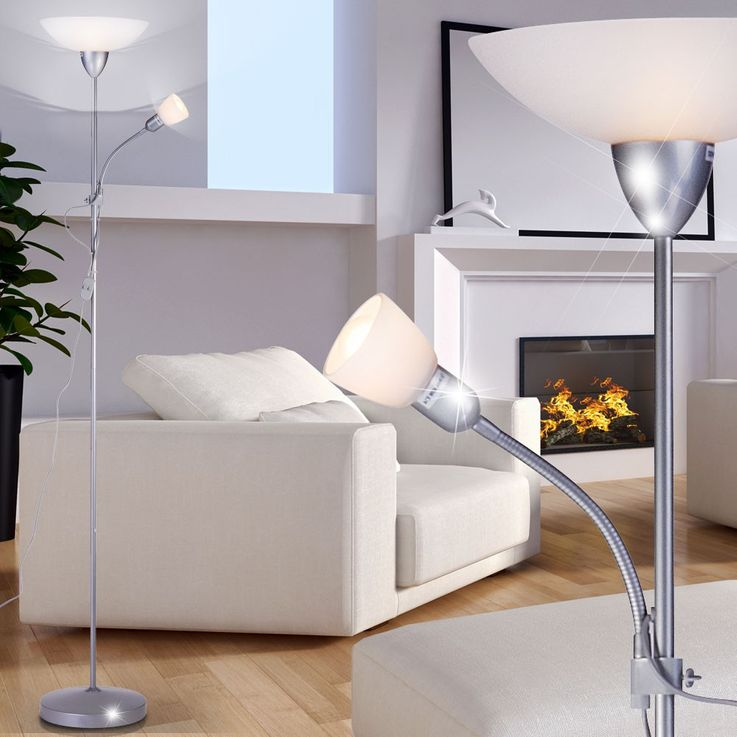 Design LED floor lamp for interiors – Bild 7