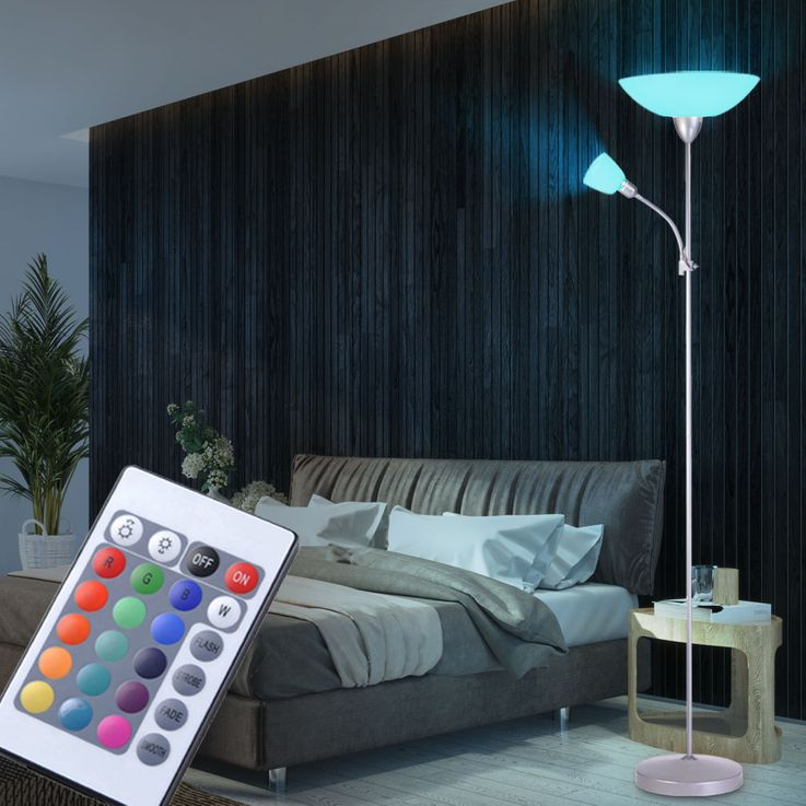 RGB LED lamp for interiors – Bild 9