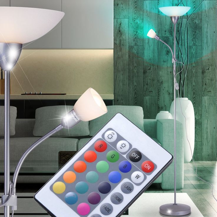 RGB LED lamp for interiors – Bild 8