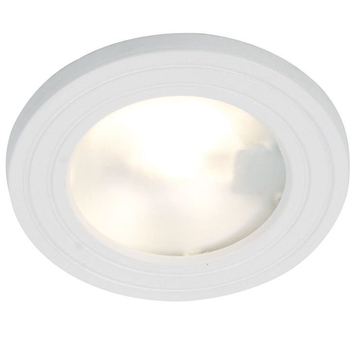 Design recessed spot lamp bath room damp room lighting round white  Nordlux 15710132 – Bild 1
