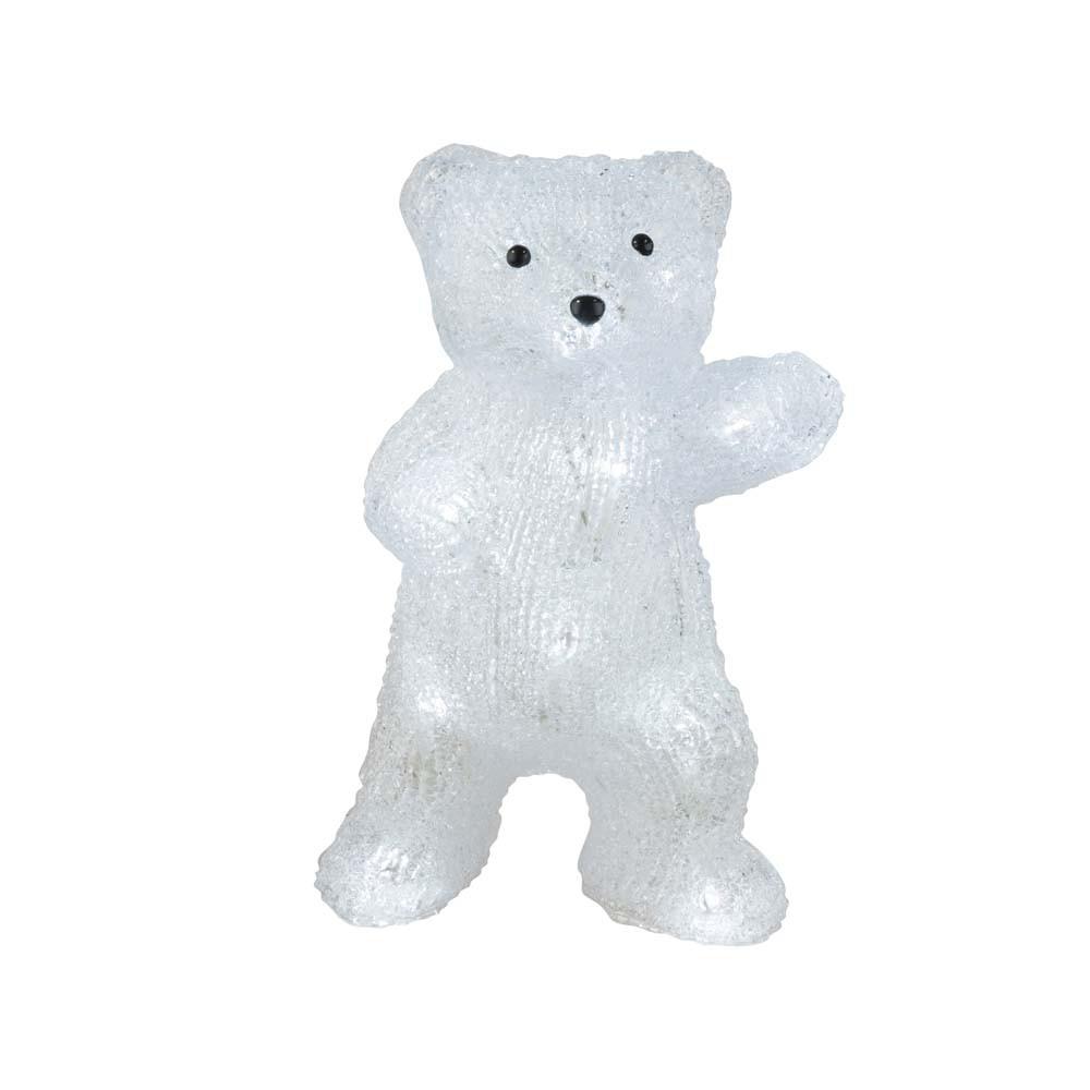 LED Deko Tischleuchte mit Eisbär-Design TEDDY