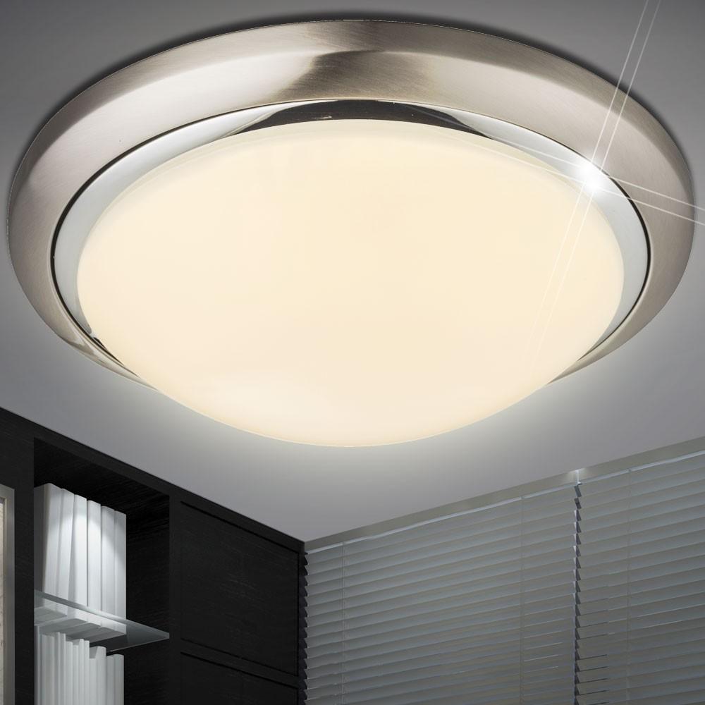 led 24 watt deckenleuchte im runden design ina lampen m bel innenleuchten deckenbeleuchtung. Black Bedroom Furniture Sets. Home Design Ideas