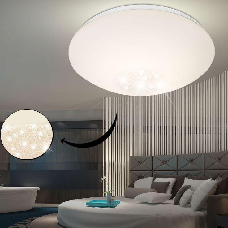 LED Deckenleuchte für den Wohnraum SABBIA I – Bild 3