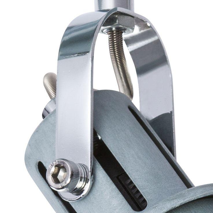 Deckenstrahler, grau, Spots beweglich, Länge 80 cm, JONAS – Bild 8