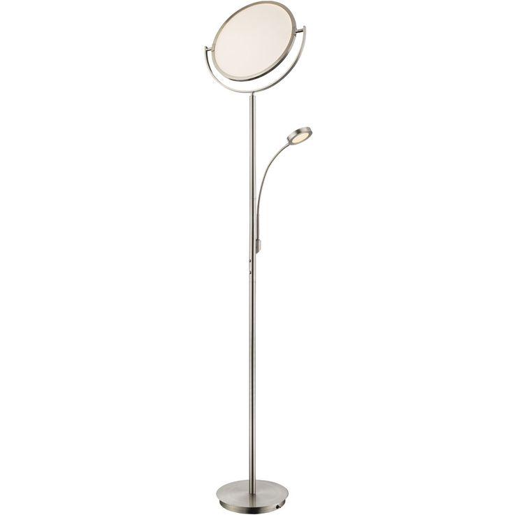 LED Ceiling Floodlight Touch Dimmer Livingroom Reading Lamp Flexo Light Adjustable Globo 59228 – Bild 1