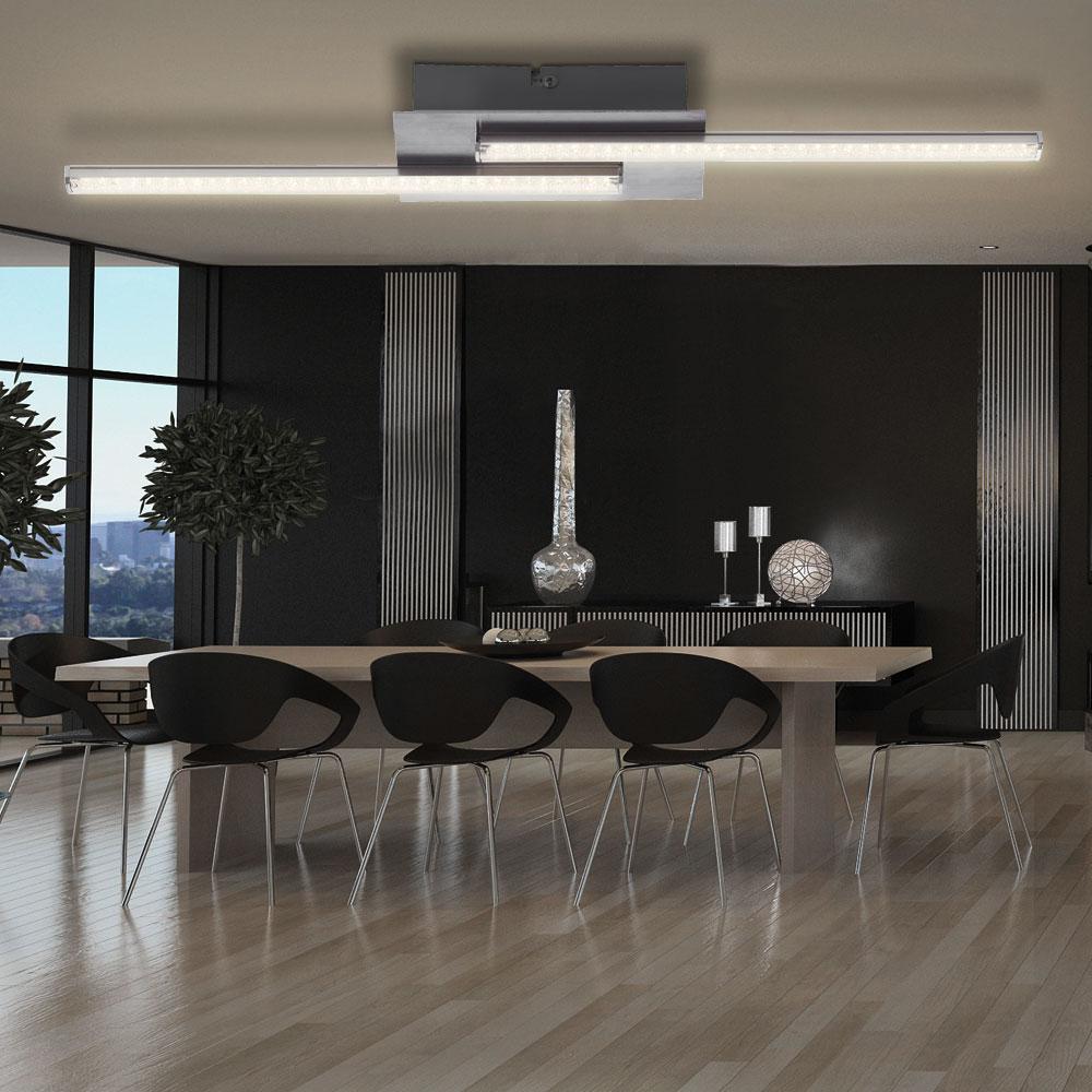 Led Design Deckenleuchte : led design deckenleuchte deckenlampe kristall st be esszimmer lampe kronleuchter ebay ~ A.2002-acura-tl-radio.info Haus und Dekorationen
