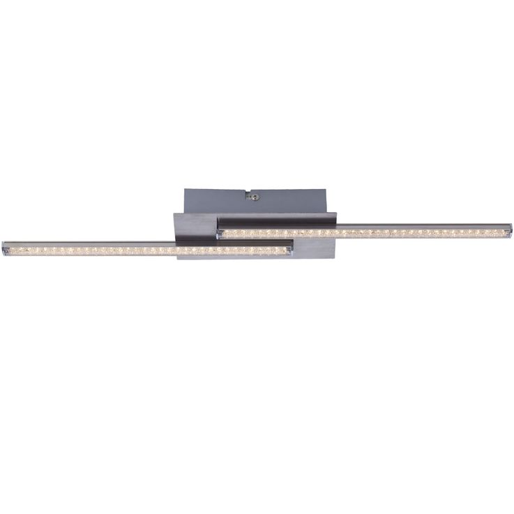 Luxus LED Decken Lampe Wohnraum Kristall Design Strahler Stäbe Leuchte EEK A Globo 67004-6 – Bild 1
