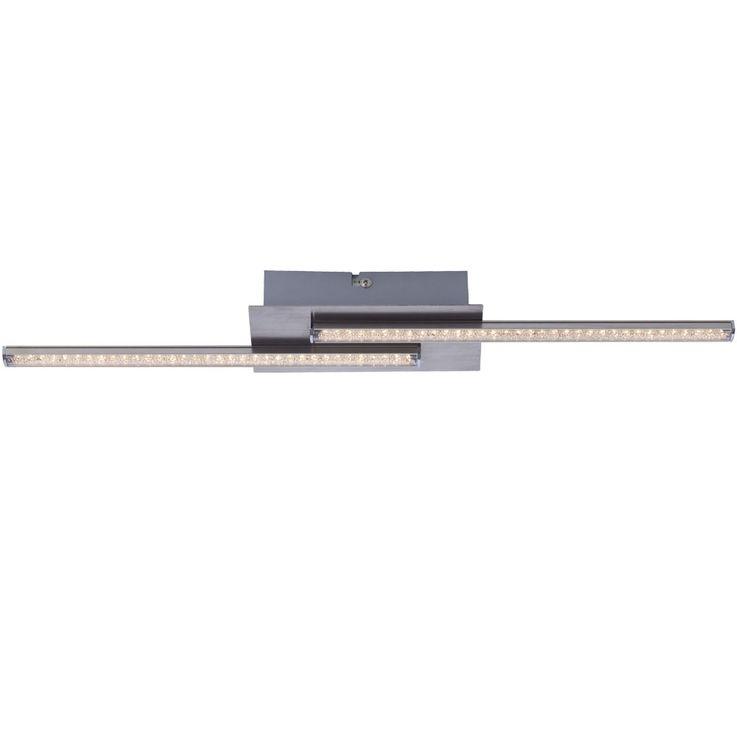 Luxury LED Ceiling Lamp Living Room Crystal Design Spotlights Sticks Lamp EEK A Globo 67004-6 – Bild 1