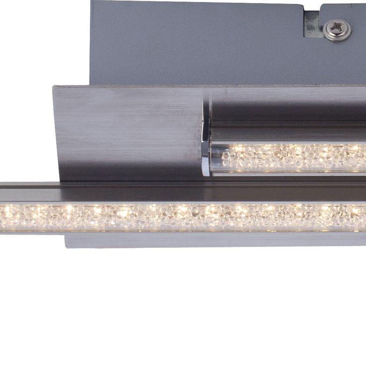 Luxus LED Decken Lampe Wohnraum Kristall Design Strahler Stäbe Leuchte EEK A Globo 67004-6 – Bild 6