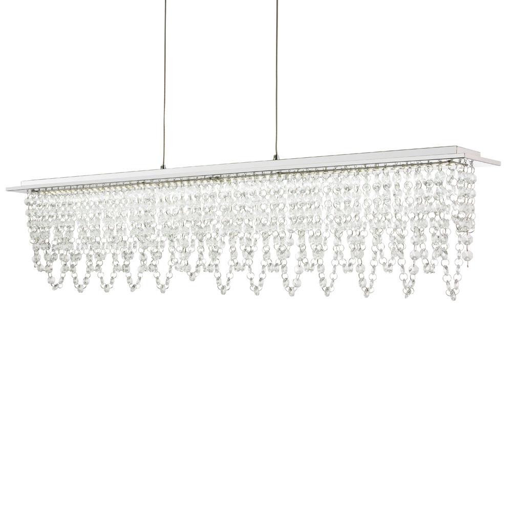 Design 24W LED Hängeleuchte Mit Kristallen Und Fernbedienung U2013 Bild 5