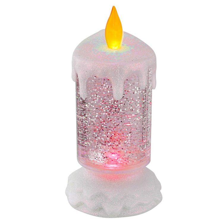 2er Set LED Kerzenleuchten zur Dekoration – Bild 6