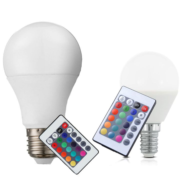 Lampadaire avec source lumineuse LED RGB – Bild 11