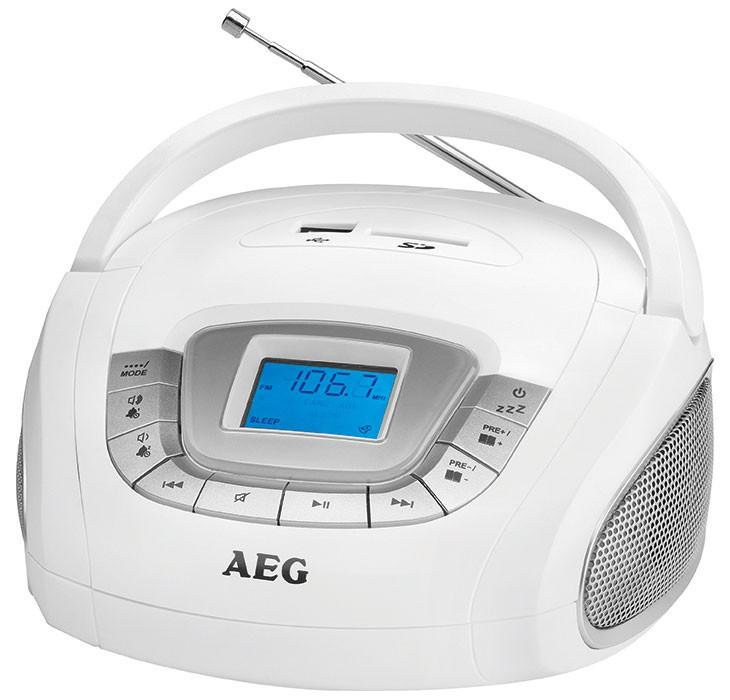 Haut-parleur stéréo radio boombox SD USB système de musique Á du jeu y compris les écouteurs – Bild 3
