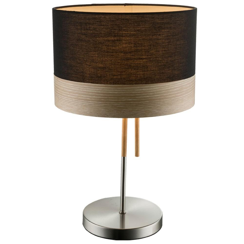 design comptoir bureau lampe bois tissu interrupteur tir eclairage couloir ebay. Black Bedroom Furniture Sets. Home Design Ideas