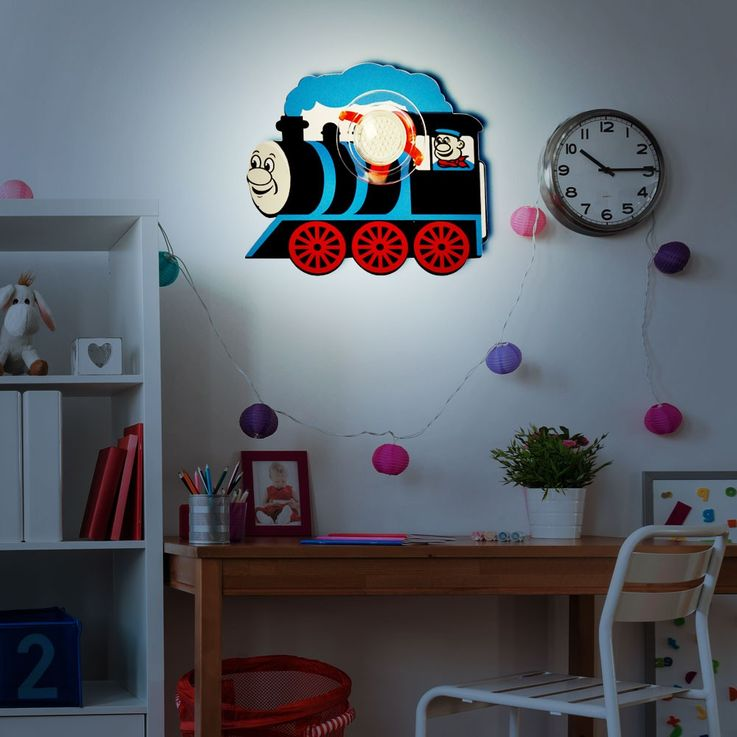 Children room ceiling lamp wall lighting engine lamp Heitronic 27355 – Bild 2