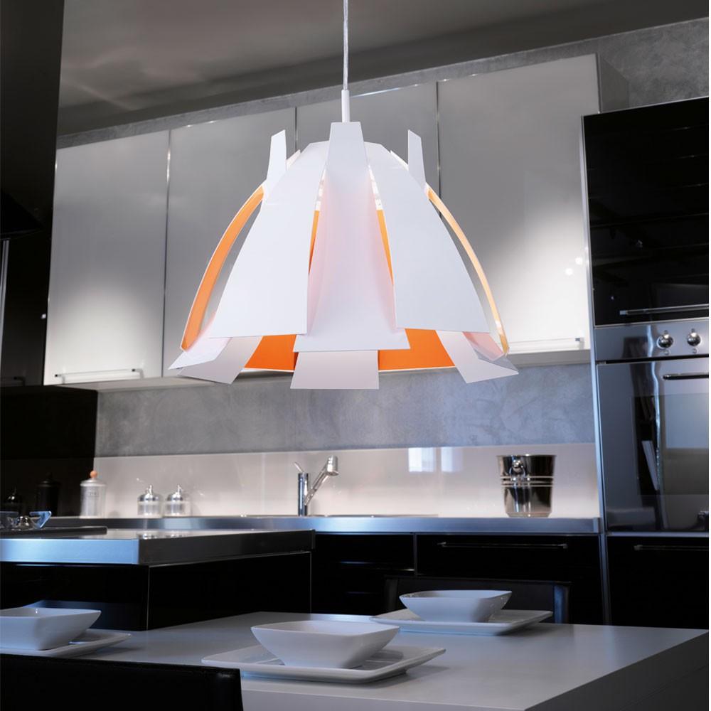 Chambre Cuisine Orange Plafond Led Lampe Éclairage Del Suspension Luminaire dsCxothBQr