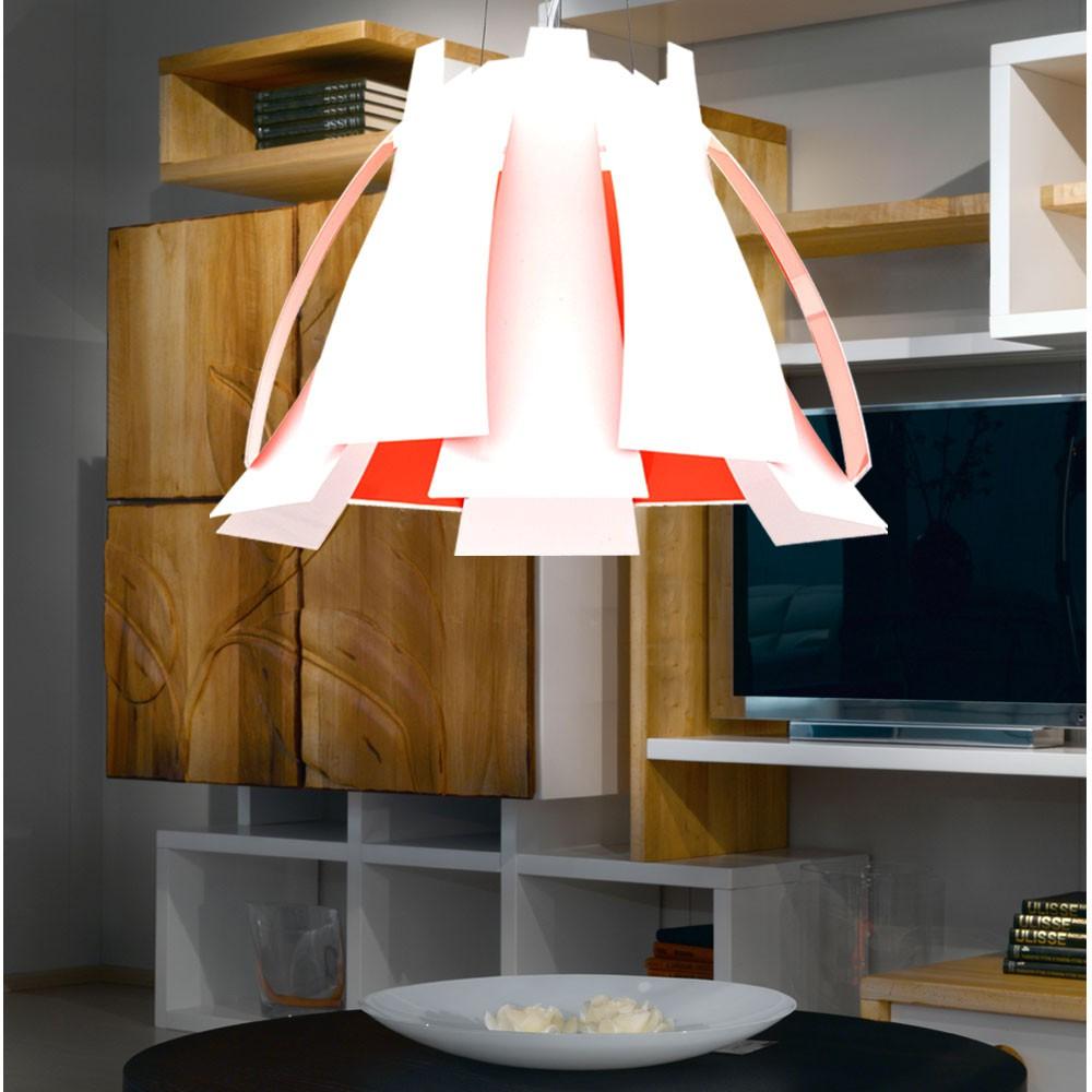 Eclairage Cuisine Led Plafond suspension luminaire plafond orange led lampe del éclairage cuisine chambre