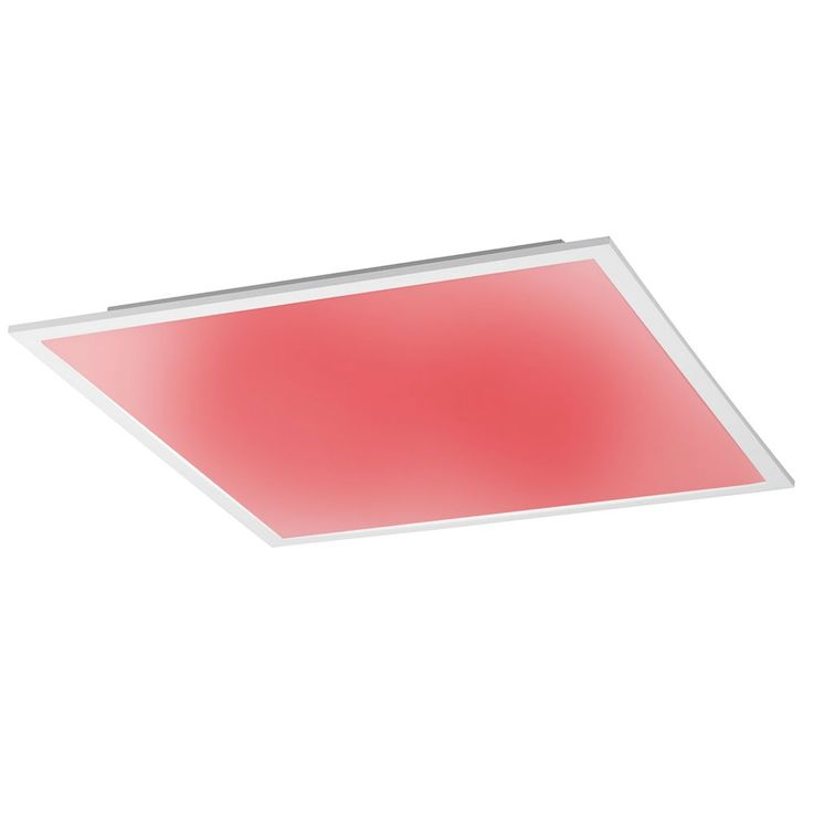 RGB LED ceiling lamp mounting Panel lighting dimmable remote control Leuchten Direkt 14630-16 – Bild 6