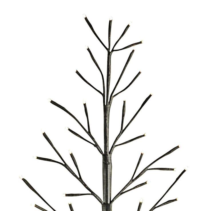 Außen Steh Lampe Grundstück Tannen Baum Weihnachts Beleuchtung 96 LED's Leuchtbaum Leuchten Direkt 86137-18 – Bild 4