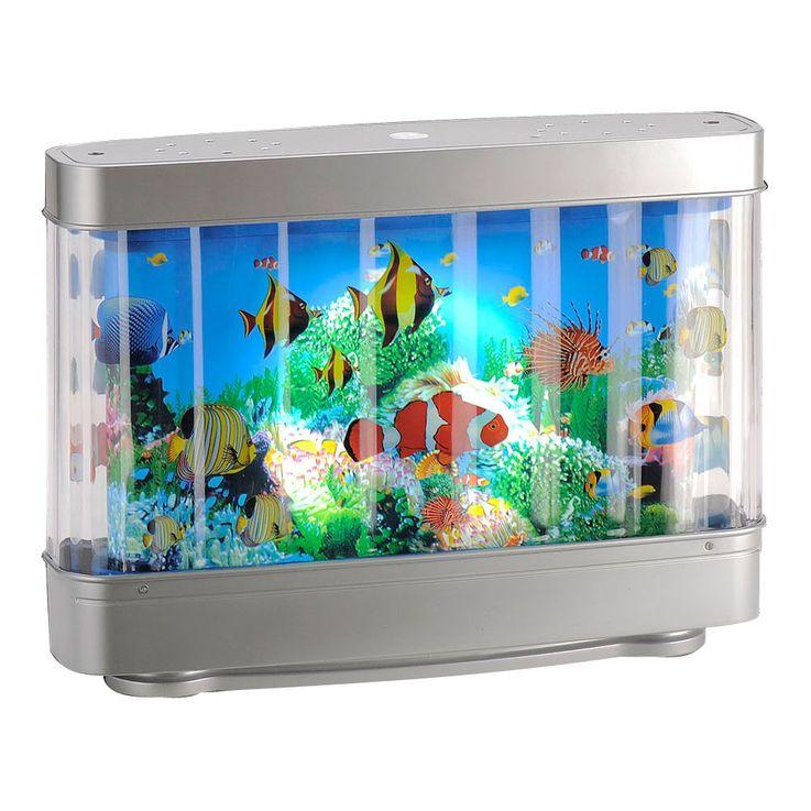 LED Dekorationsbeleuchtung im Aquarium Design – Bild 1