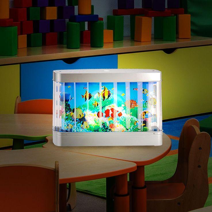LED Dekorationsbeleuchtung im Aquarium Design – Bild 2